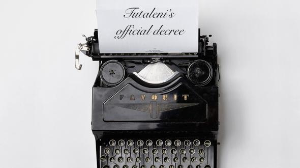 An official decree