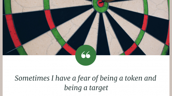 Being a Token and a Target